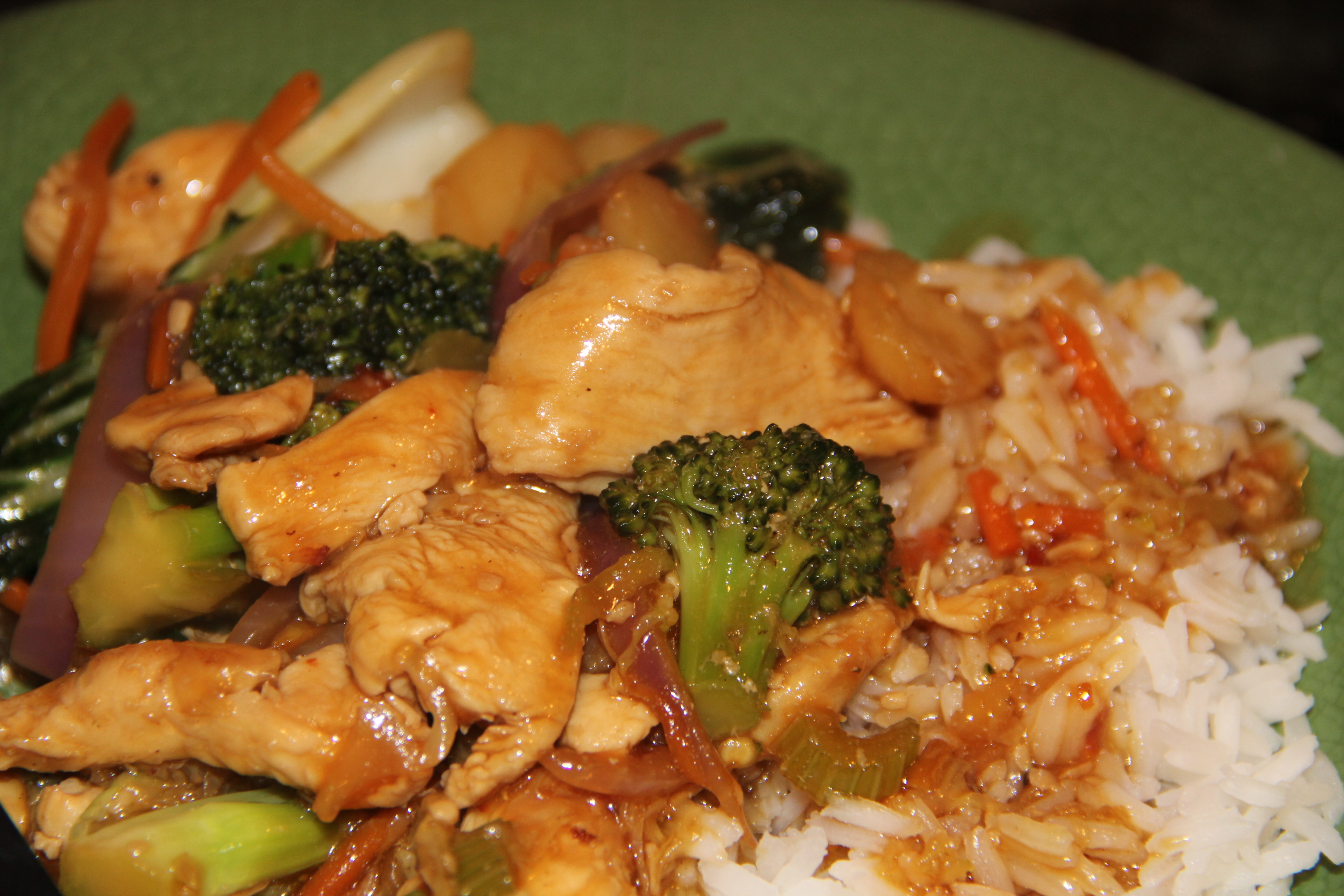 Chicken Stir Fry   Kath's Kitchen Sync