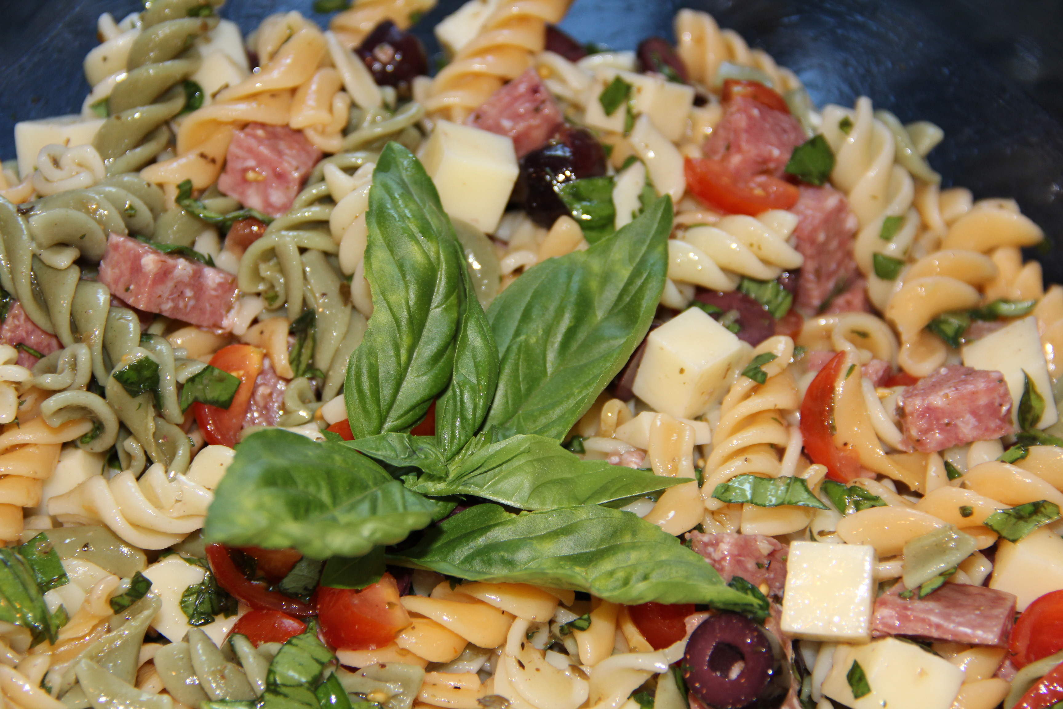 Italian Pasta Salad | Kath's Kitchen Sync