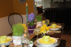 Easter Table 5